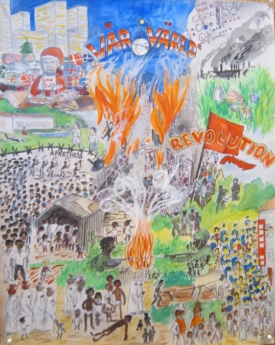 Mexiko granskar brandkatastrof